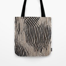 it's waving calligraphy Tote Bag