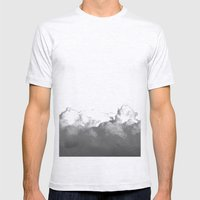 Thick Air Mens Fitted Tee Ash Grey SMALL