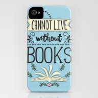 I Cannot Live Without Bo… iPhone (4, 4s) Slim Case