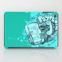 All Of My Change I've Sp… iPad Case