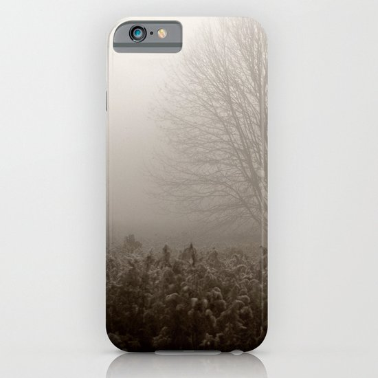Falls first frost iPhone & iPod Case