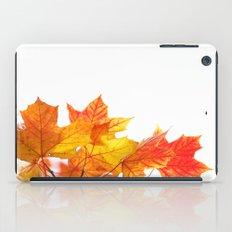 Autumn Leaves iPad Case