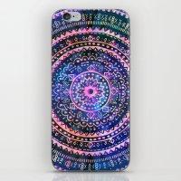 Mandala I {celestial} iPhone & iPod Skin