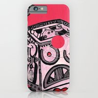 Barry Hole in The Head iPhone 6 Slim Case
