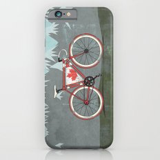 Love Bike, Love Canada iPhone 6s Slim Case