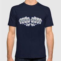Seaknucks - Seattle Seah… Mens Fitted Tee Navy SMALL