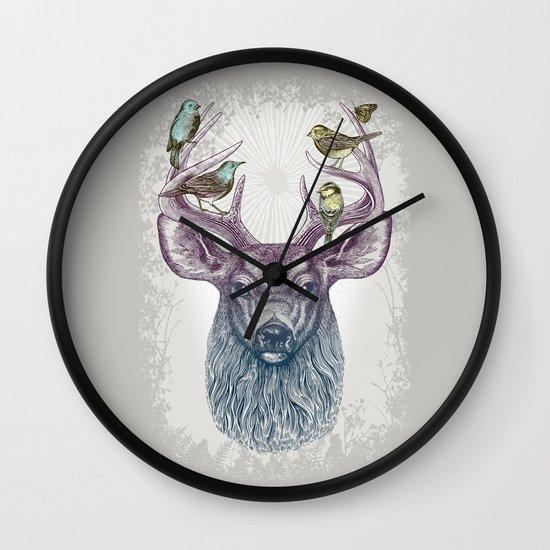 Magic Buck Wall Clock