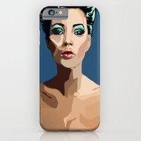 iPhone & iPod Case featuring Modern Romantic by Mars Attacks Design