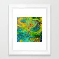 NAUTICAL GALAXY - Beauti… Framed Art Print
