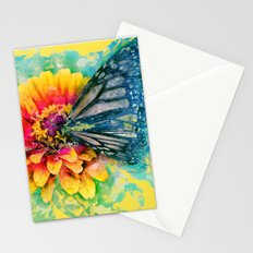 Monarch Butterfly, Painted Butterfly, Butterflies, Unique Art, Best Butterfly, Cool Animal Stationery Cards