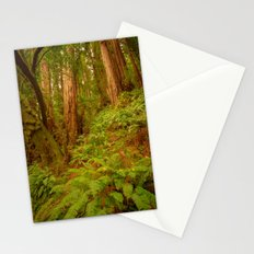 Redwoods Regional II Stationery Cards