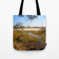 Beautiful Swamp Tote Bag