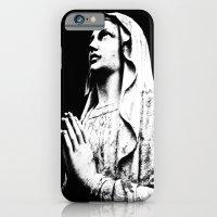Pray over me iPhone 6 Slim Case