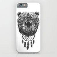 Don't Wake The Bear iPhone 6 Slim Case