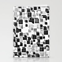 Sugar (monochrome Series… Stationery Cards