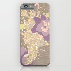 everything's coming out roses iPhone 6s Slim Case