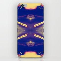 Zoom Zoom iPhone & iPod Skin