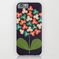 iPhone & iPod Case featuring Flower Power by Budi Kwan
