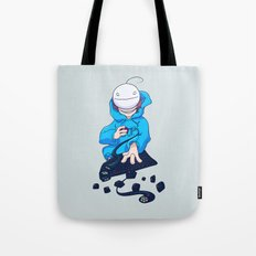 Cryaotic  Tote Bag
