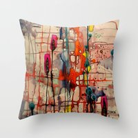 this nice week-end Throw Pillow