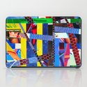 Bruce (stripes 13) iPad Case
