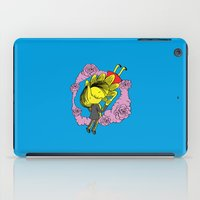 Kiss Of Night and Day iPad Case