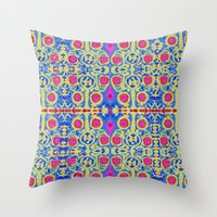 Song in my Heart Throw Pillow