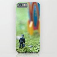 Rocket Man iPhone 6 Slim Case