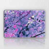 autumn colors - pink Laptop & iPad Skin