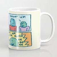 KNOCK KNOCK Mug