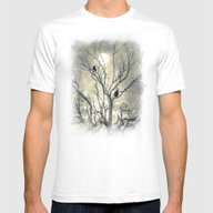 T-shirt featuring Raven's Shelter II  (col… by Viviana Gonzalez