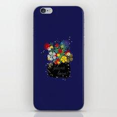 Plant Love! iPhone & iPod Skin