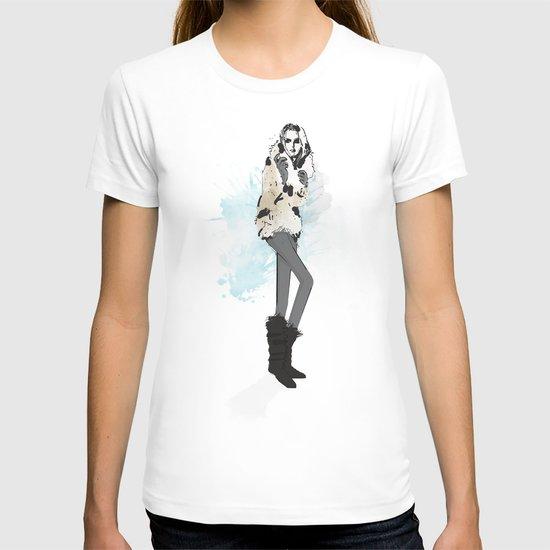 Fall Girl T-shirt