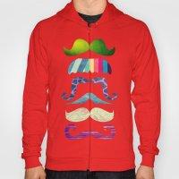 mustache BOOM Hoody