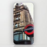 Harrods, London iPhone & iPod Skin