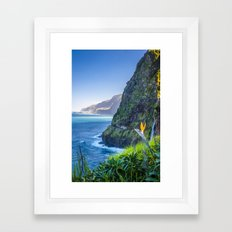 Amazing Madeira Framed Art Print