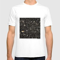 - bxl - Mens Fitted Tee White SMALL