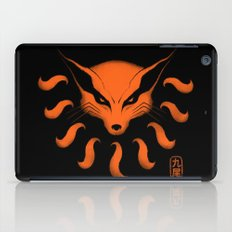 9 Tailed Beast iPad Case