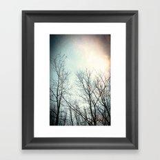 autumn II Framed Art Print