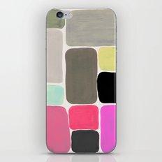 Colour + Pattern iPhone & iPod Skin