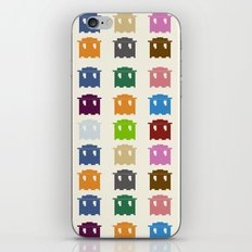 Ghosts Spots iPhone & iPod Skin