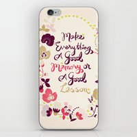 Make Everything iPhone & iPod Skin