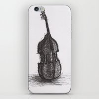 Upright iPhone & iPod Skin