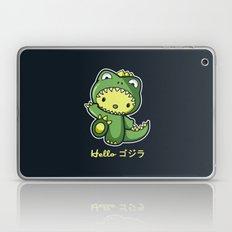 Hello ゴジラ Laptop & iPad Skin