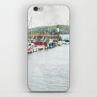 Houat #7 iPhone & iPod Skin