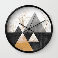 Branches / 1 Wall Clock