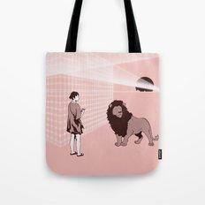 Somnambulism Tote Bag