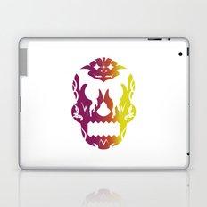 Bloodlust Skull Alt Laptop & iPad Skin