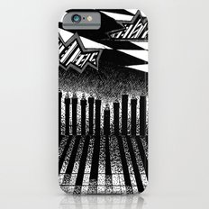 descending of night at the factory iPhone 6 Slim Case