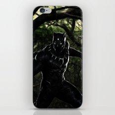 Big Cat On The Prowl iPhone & iPod Skin